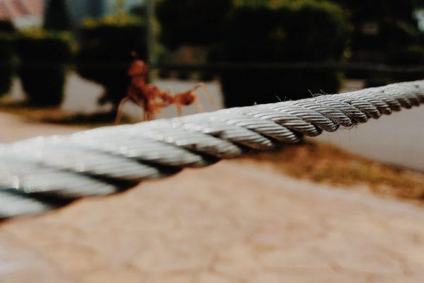 drut ciągniony